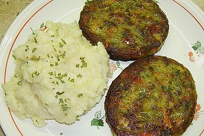 Kartoffelpüree mit Parmesan 1
