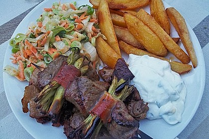 Knoblauch - Kebab