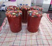 Mango - Erdbeer - Marmelade (Bild)