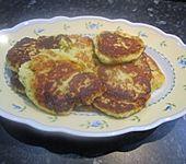 Kartoffelkräuterlaibchen (Bild)