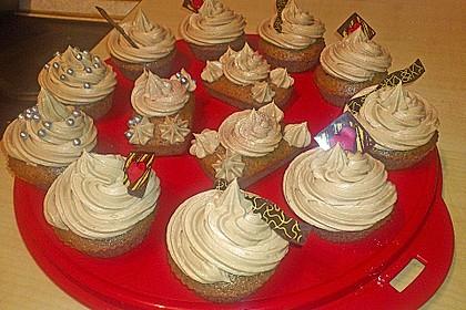 Schokoladen - Muffins 1