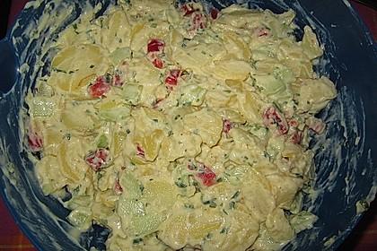 Kartoffelsalat mit Gemüse 2