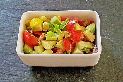 Avocado - Tomaten - Salat 2