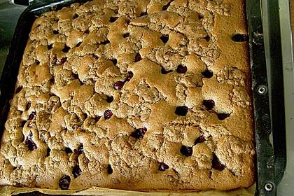 Jockels Cookie - Kuchen mit Kirschen 2
