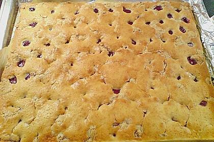 Jockels Cookie - Kuchen mit Kirschen 1