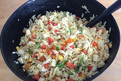 Kritharaki - Salat 14