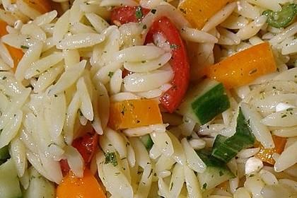 Kritharaki - Salat 17