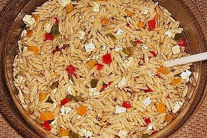 Kritharaki - Salat 13