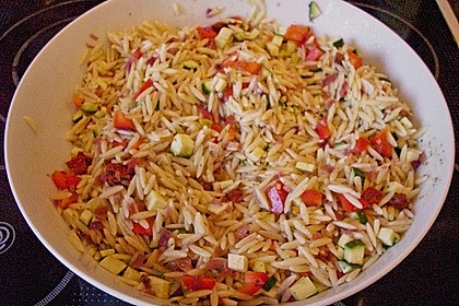 Kritharaki - Salat 28