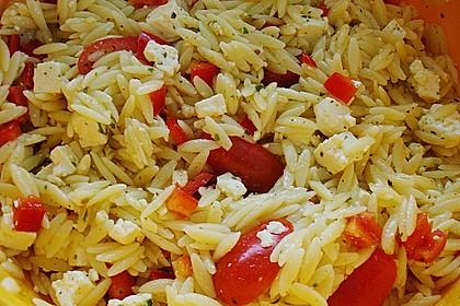 Kritharaki - Salat 19