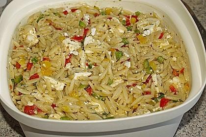 Kritharaki - Salat 20