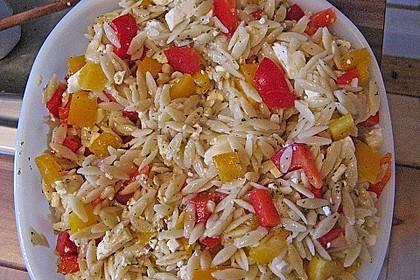 Kritharaki - Salat 26