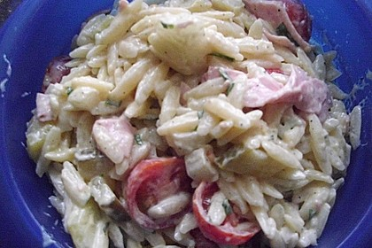 Kritharaki - Salat 29