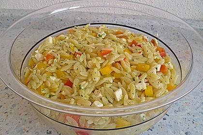 Kritharaki - Salat 15