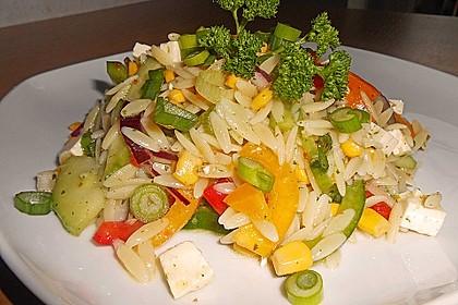 Kritharaki - Salat