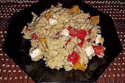 Kritharaki - Salat 18
