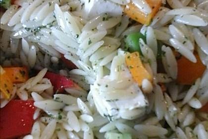 Kritharaki - Salat 24