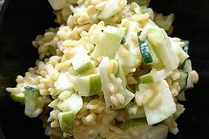 Erfrischender Ebly - Salat