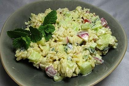 Erfrischender Ebly - Salat 1