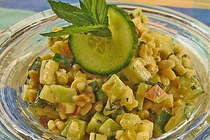 Erfrischender Ebly - Salat 2