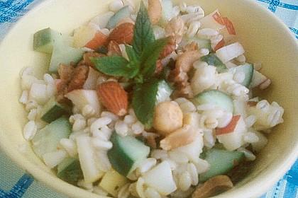 Erfrischender Ebly - Salat 4