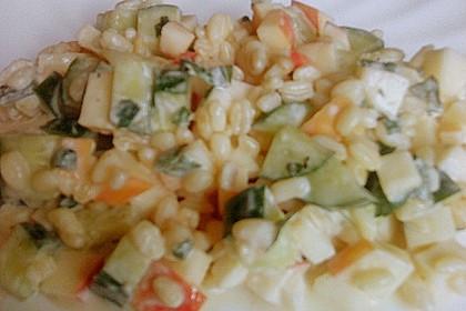 Erfrischender Ebly - Salat 3