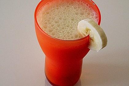 Erfrischender  Erdbeer - Milchshake 4