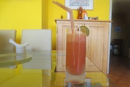 Erfrischender  Erdbeer - Milchshake 5
