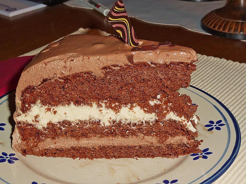 Schweizerische Toblerone Mousse Torte Von Bounchen Chefkoch De