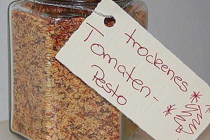 Trockenes Tomaten - Pesto 3