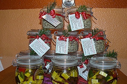 Trockenes Tomaten - Pesto 4