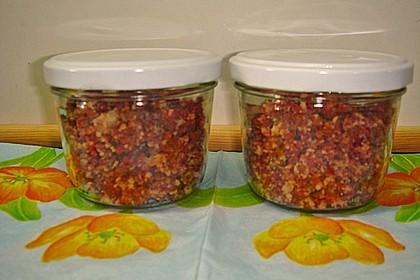 Trockenes Tomaten - Pesto 17