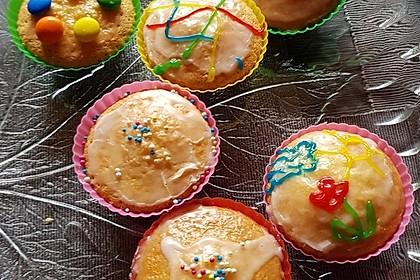 Zitronen - Muffins (Bild)