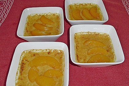 Aprikosen - Brûlée 1