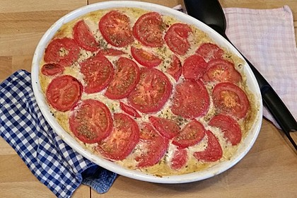 Polenta - Gemüseauflauf 9