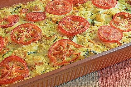 Polenta - Gemüseauflauf 6