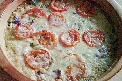 Polenta - Gemüseauflauf 18