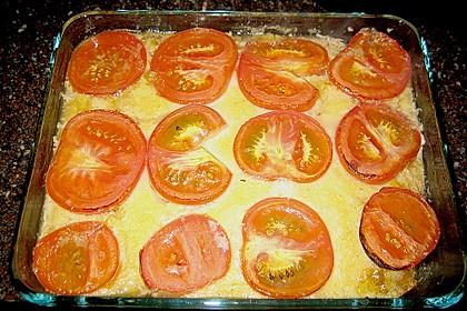 Polenta - Gemüseauflauf 13