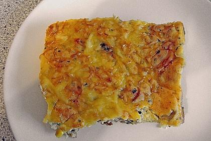 Polenta - Gemüseauflauf 15