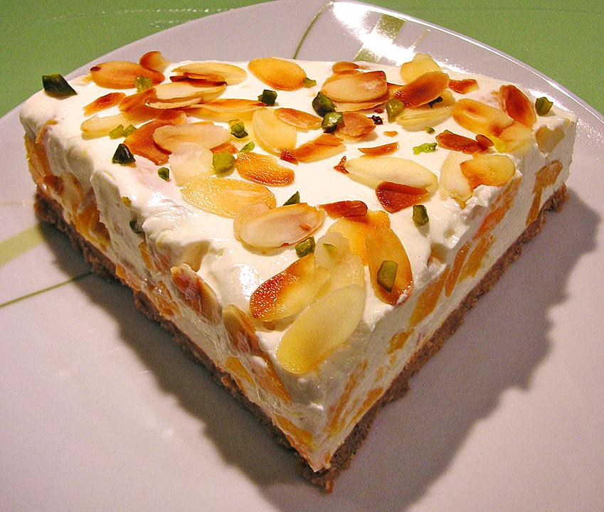 Schnelle Blechkuchen Rezepte Mit Bild: Schnelle Mascarpone - Torte Von Bibbi0503
