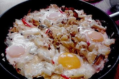 Brillas Bauernfrühstück vegetarisch 2