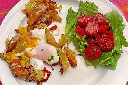 Brillas Bauernfrühstück vegetarisch