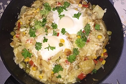 Brillas Bauernfrühstück vegetarisch 3