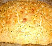 Kartoffelbrot vom Blech (Bild)