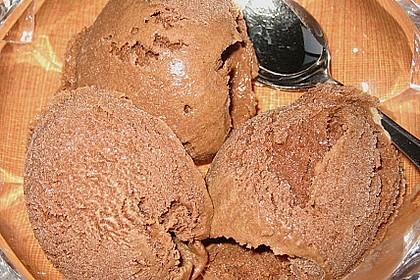 Schokoladeneis