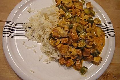 Tofu Stroganoff 33