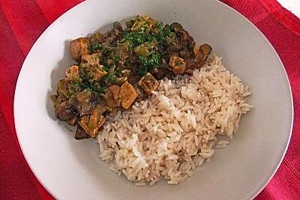 Tofu Stroganoff 15