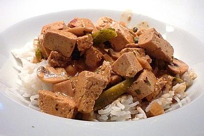Tofu Stroganoff 10