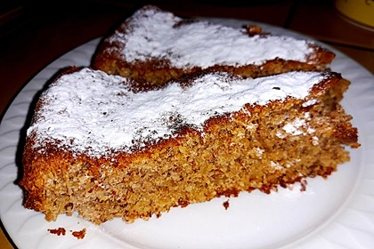 Gertis mallorquinischer Mandelkuchen (Bild)