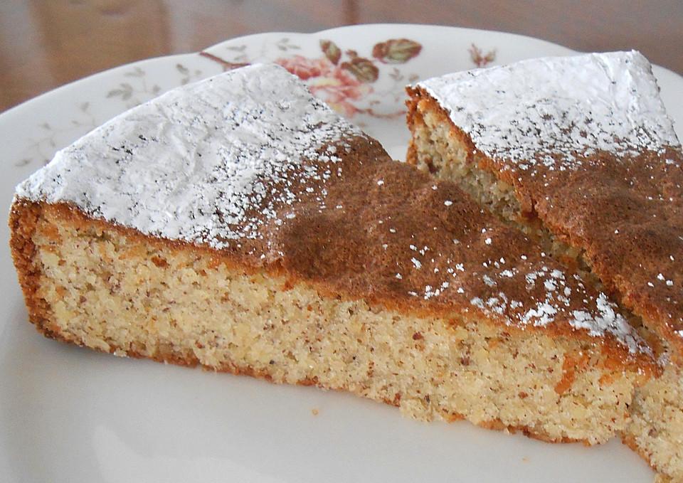 Gertis Mallorquinischer Mandelkuchen Von Gschroeter Chefkoch De